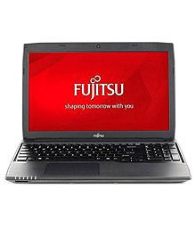 Fujitsu A Series Lifebook A555 Notebook (5th Gen Intel Core i3- 4GB RAM- 1TB HDD- 39.62cm(15.6)- DOS) (Black)