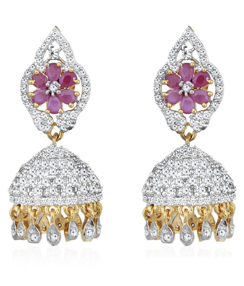 Fasherati Indian Traditional Jhumki Earrings for Girls