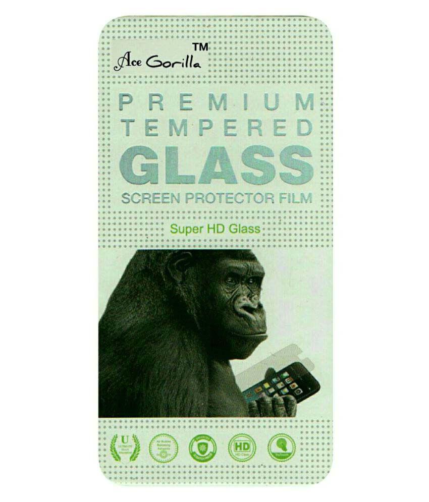 Intex Aqua Slice Tempered Glass Screen Guard By Ace Gorilla