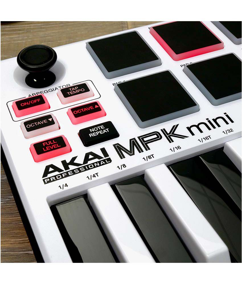 akai professional mpk mini special edition keyboard 25 keys buy akai professional mpk mini. Black Bedroom Furniture Sets. Home Design Ideas