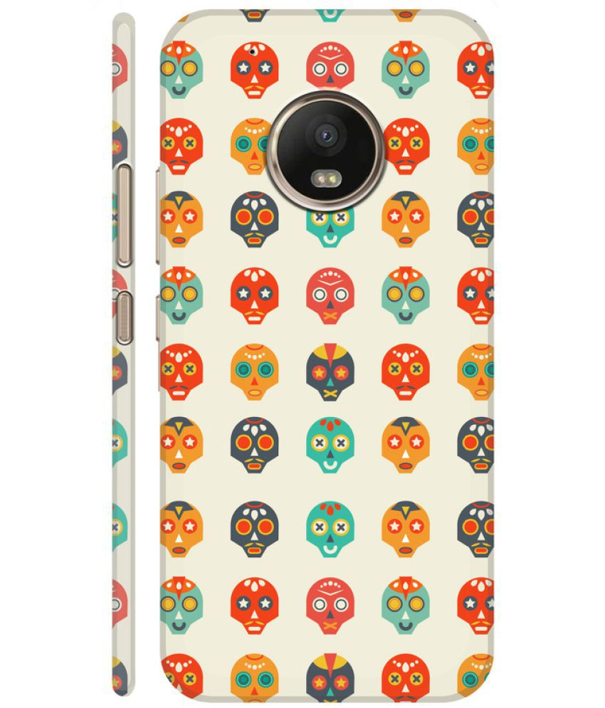 Moto G4 Plus 3D Back Covers By Aman
