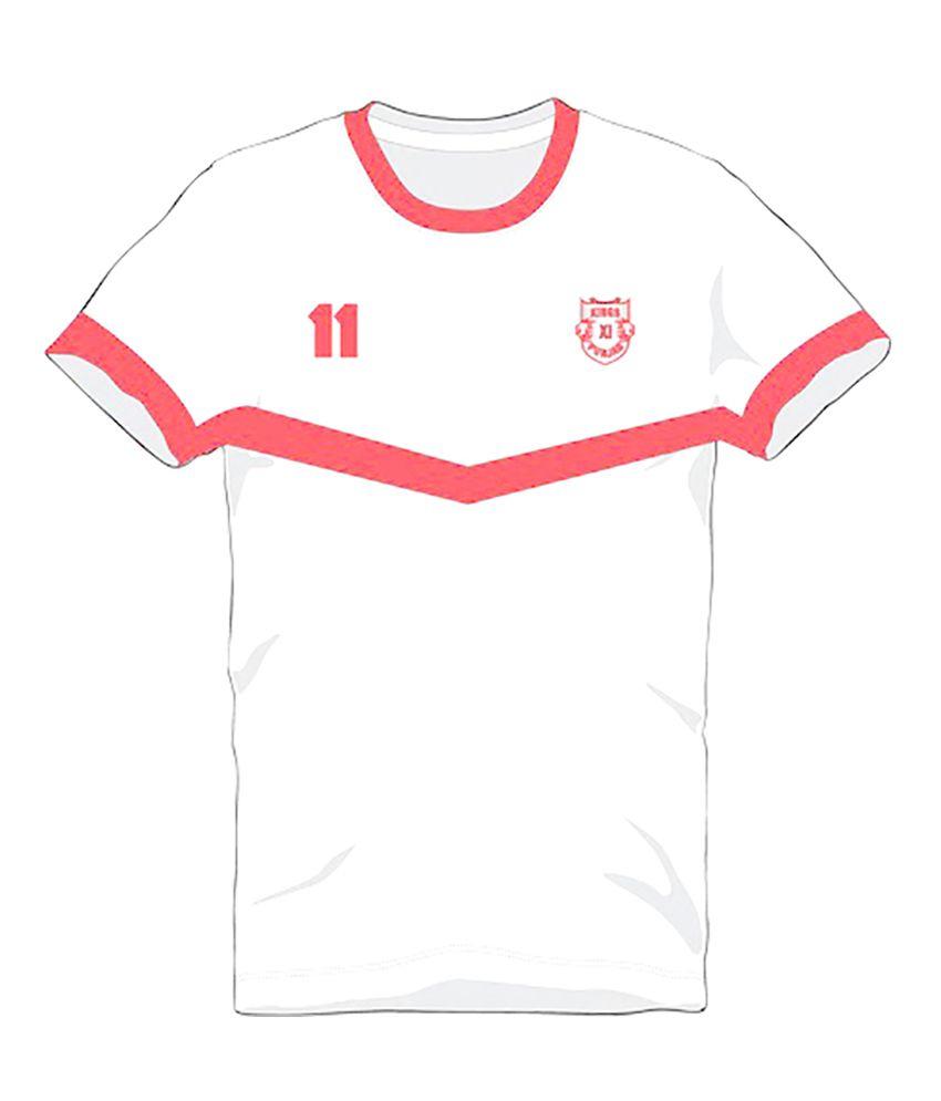 KXIP Kings XI Punjab Round Neck T-Shirt