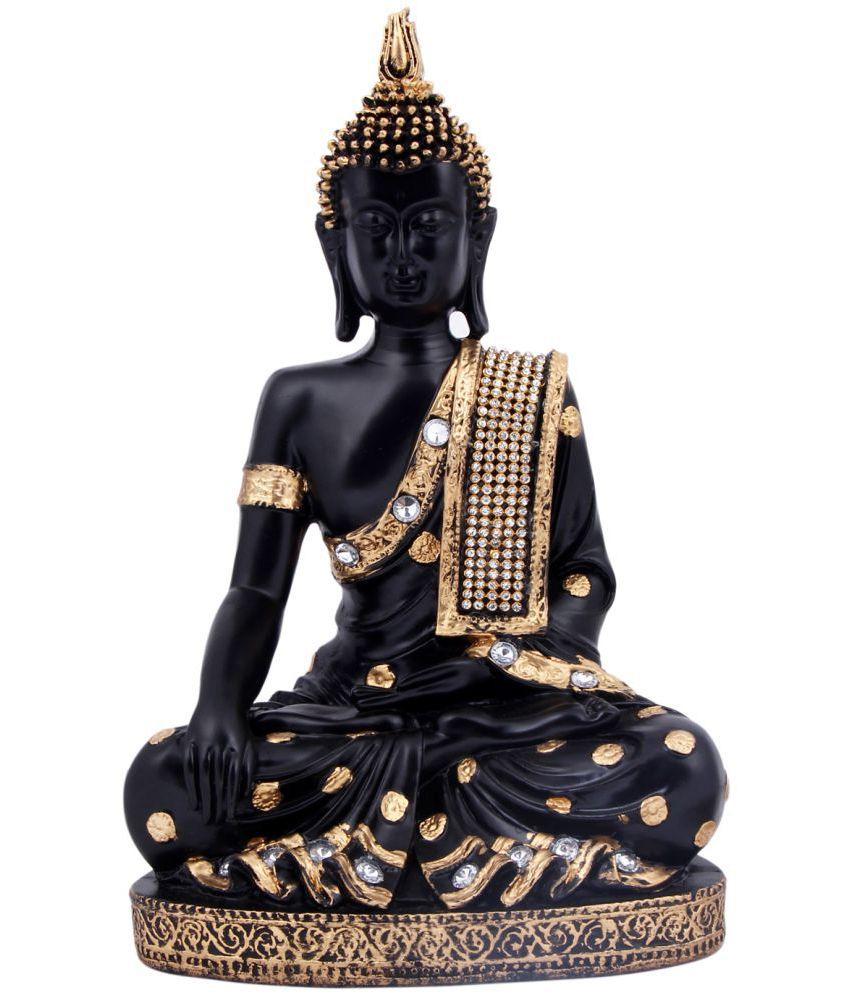 Galaxy world Buddha Marble Idol