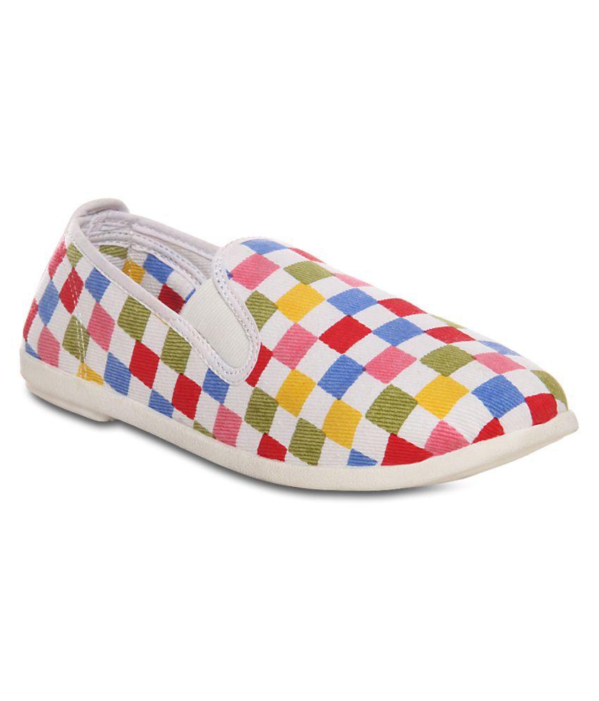 Scentra Multi Color Casual Shoes