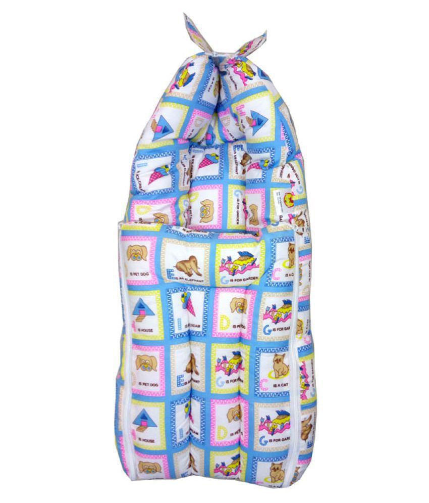 Calibr Multi-Colour Cotton Sleeping Bags ( 60 cm × 35 cm)