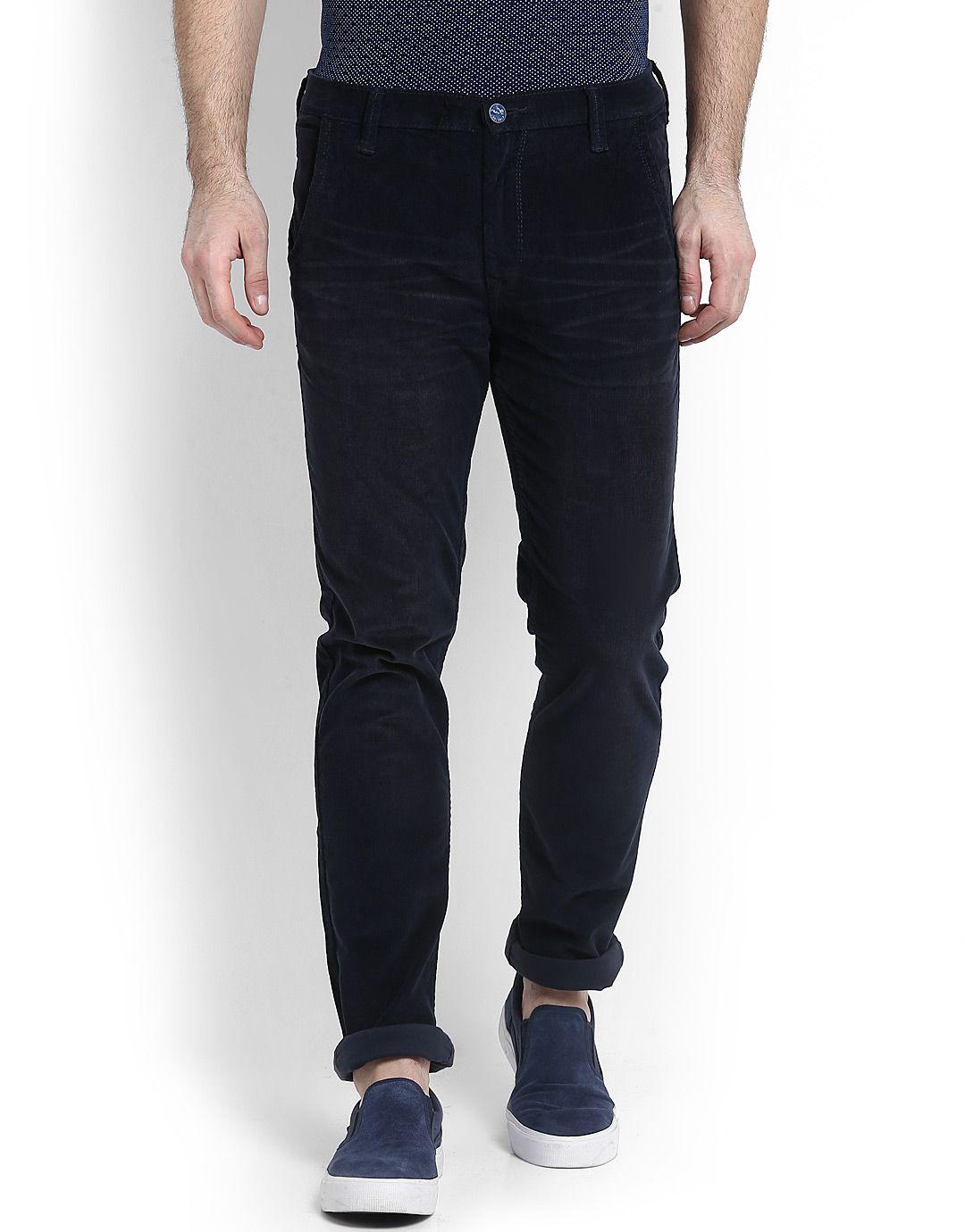 Wrangler Navy Blue Jeans