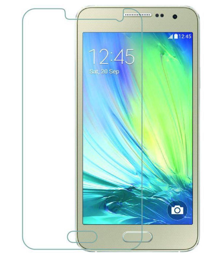 Samsung Galaxy A3 Tempered Glass Screen Guard By Easybizz