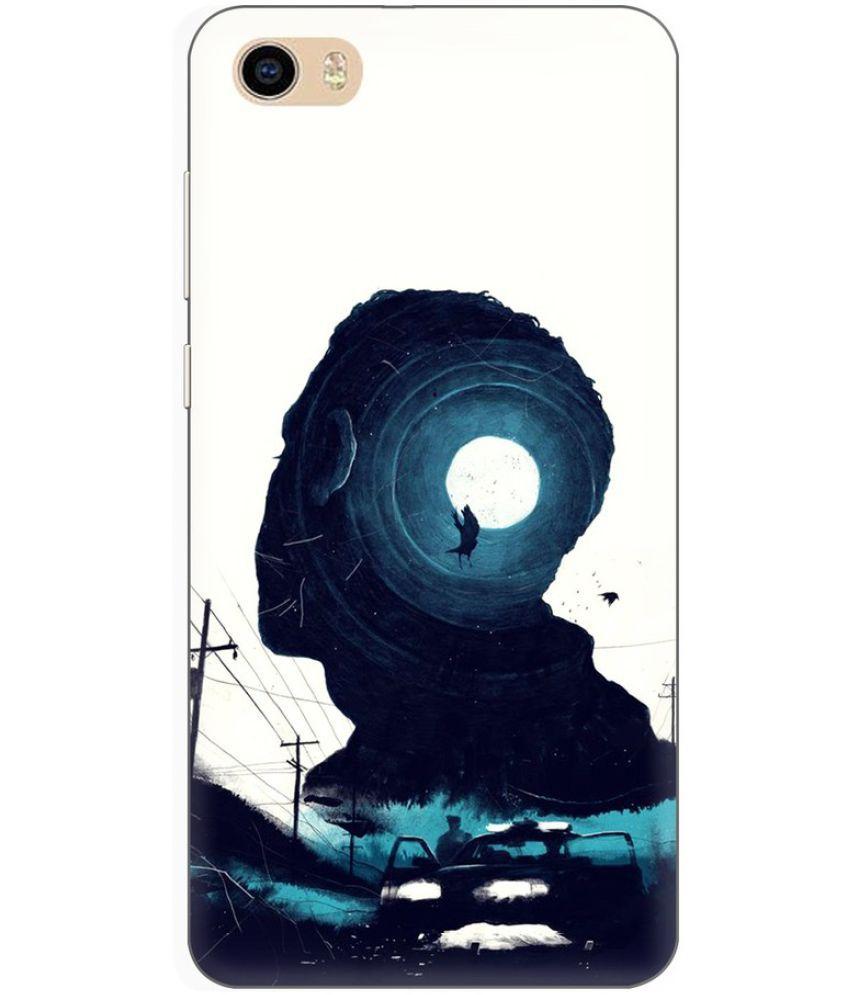 Vivo V5 Printed Cover By Knotyy