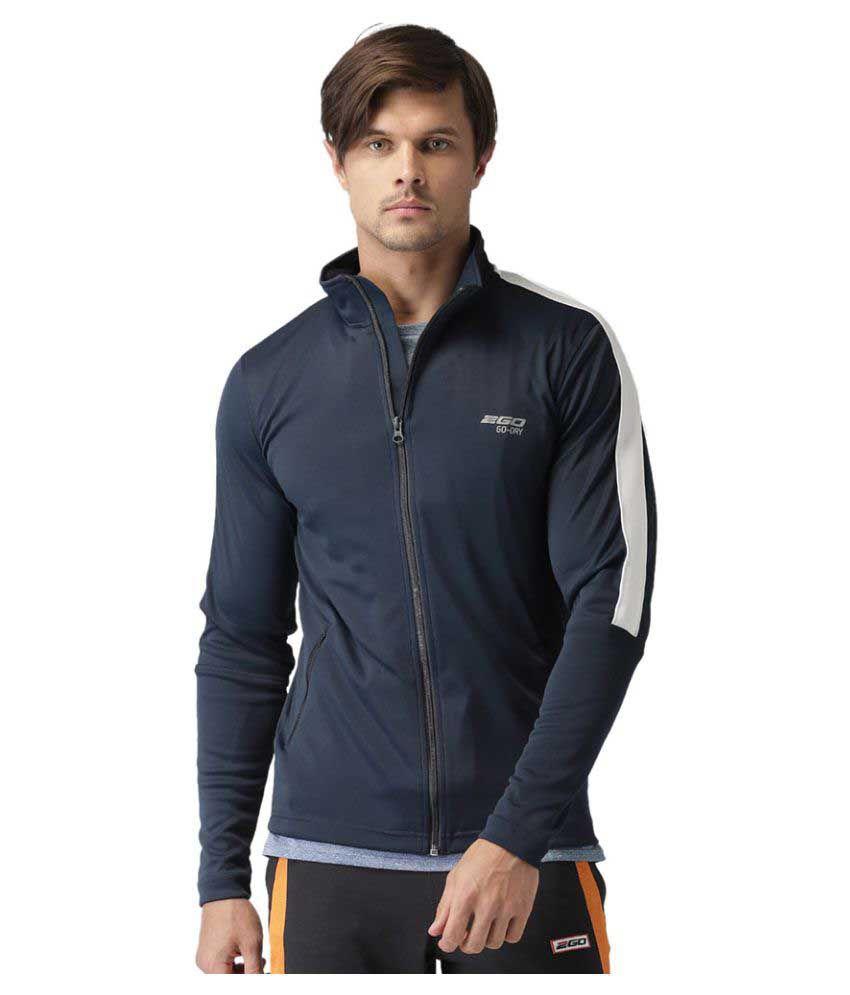 2GO Dare Navy Full Sleeves Jacket
