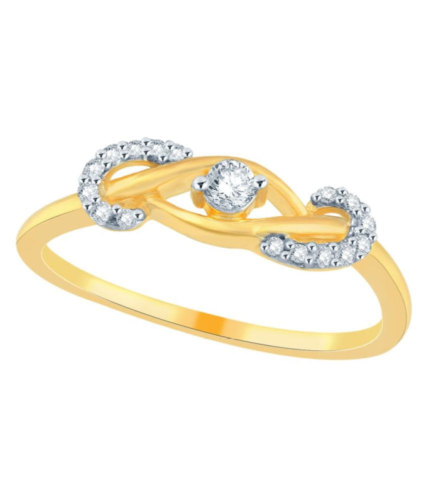 Me-Solitaire 18k Gold Diamond Ring