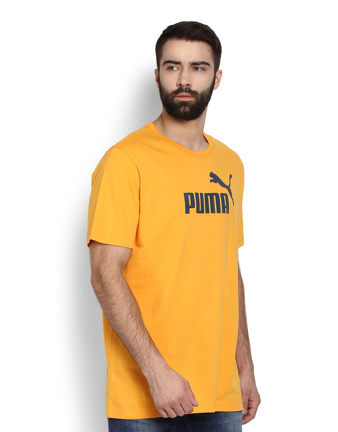 Puma Yellow T-Shirt