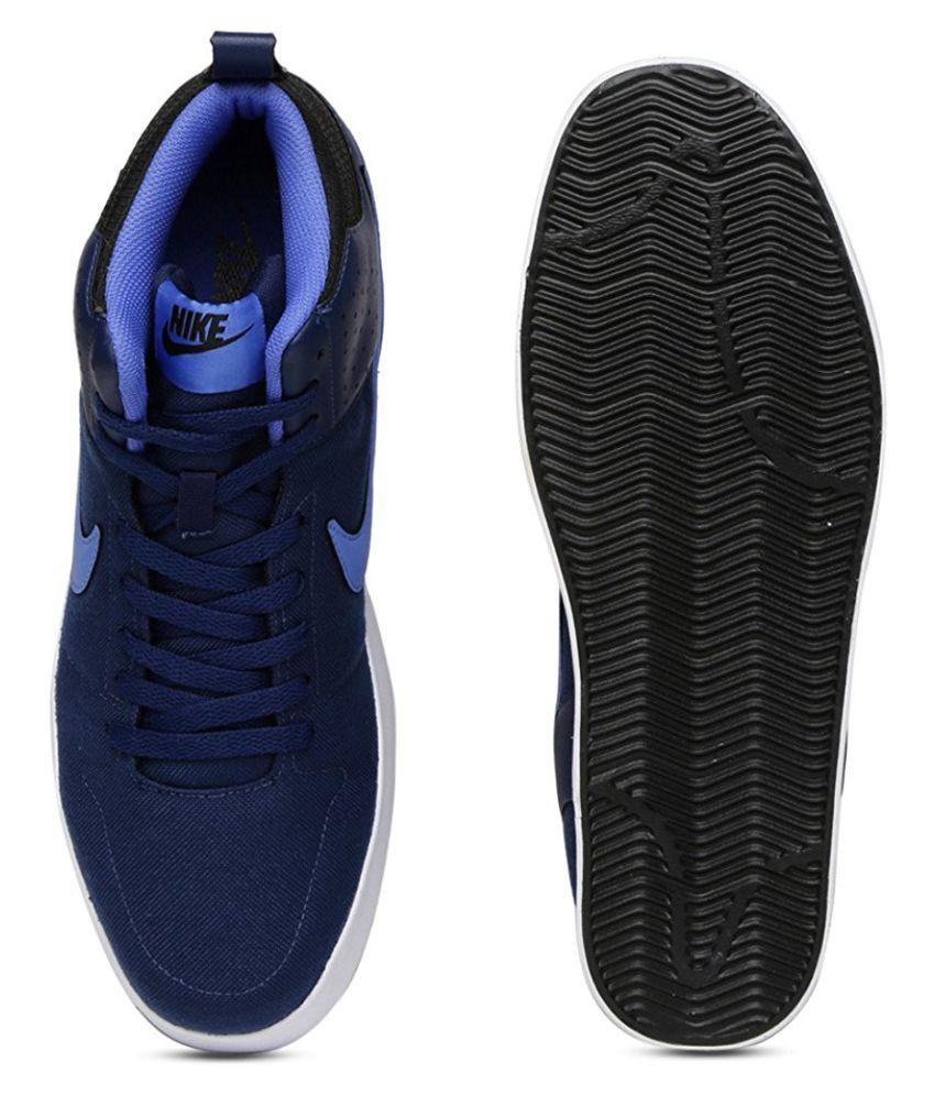 39047236397 Nike Liteforce III MID Sneakers Blue Casual Shoes - Buy Nike ...