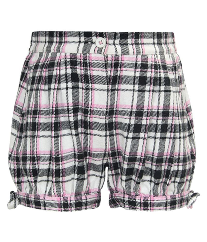 The Cranberry Club Multicolour Shorts