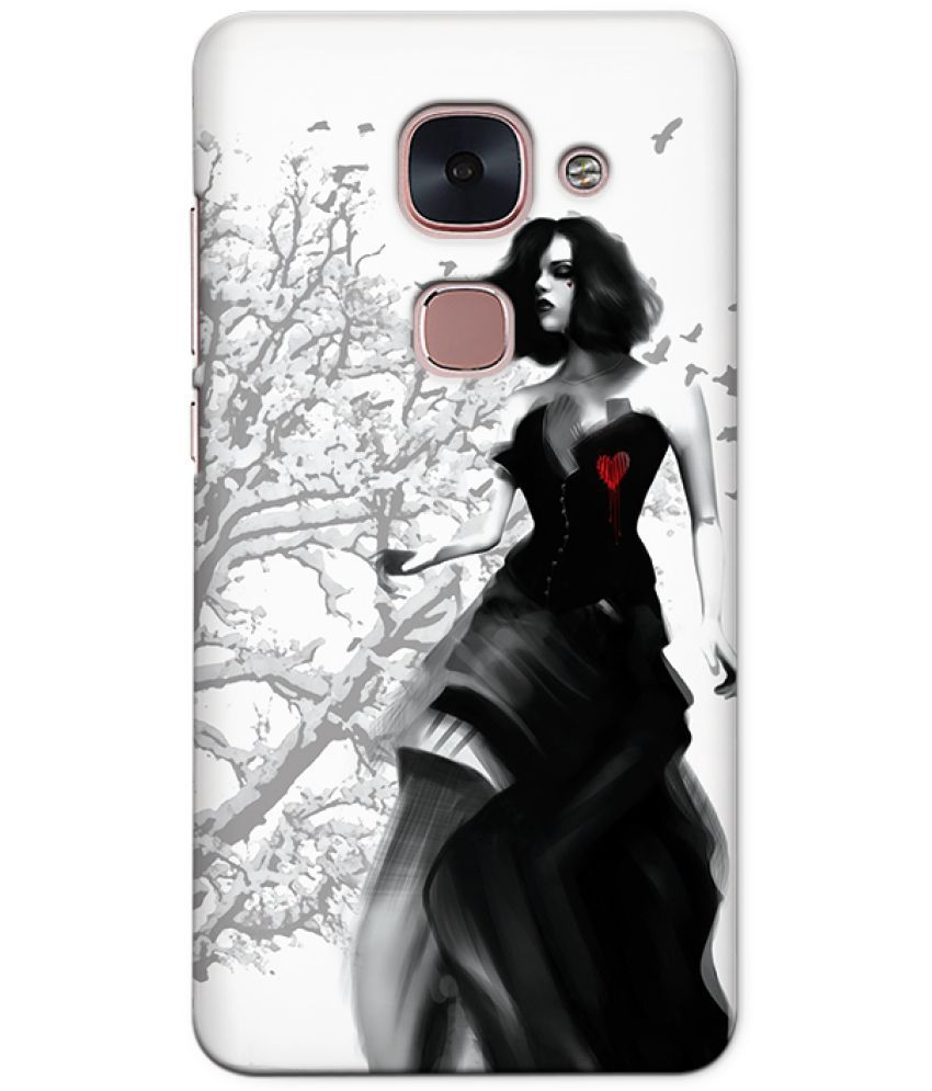 LeEco LeMax 2 Printed Cover By CRAZYINK