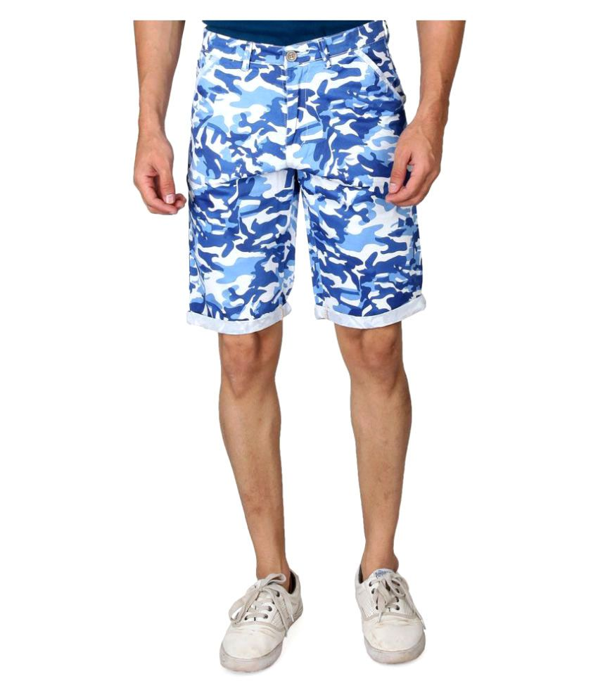 Kara69 Blue Shorts