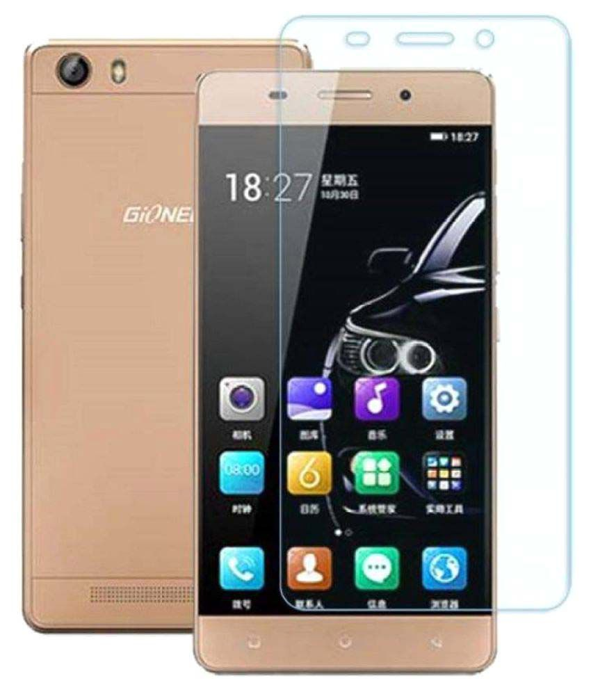 Gionee Marathon M5 Lite Tempered Glass Screen Guard By Easybizz