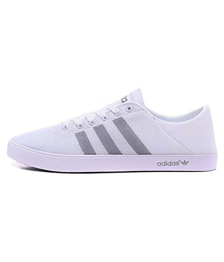 1011bb440 Adidas Style Sneakers White Casual Shoes - Buy Adidas Style Sneakers White  Casual Shoes Online at Best Prices in India on Snapdeal