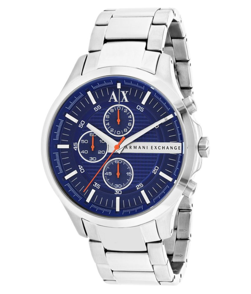 51e81efe3dfe Armani Exchange Analog Mens Watch - AX2155 - Buy Armani Exchange Analog  Mens Watch - AX2155 Online at Best Prices in India on Snapdeal
