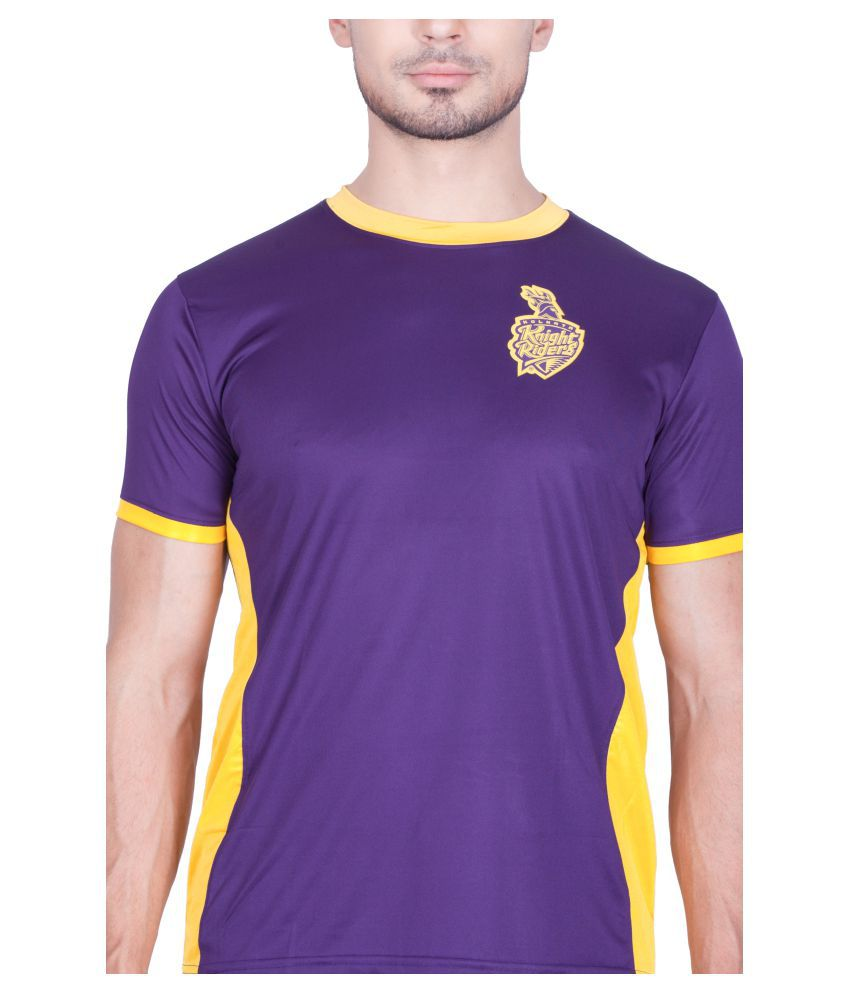Kolkata Knight Riders Cotton T-Shirts