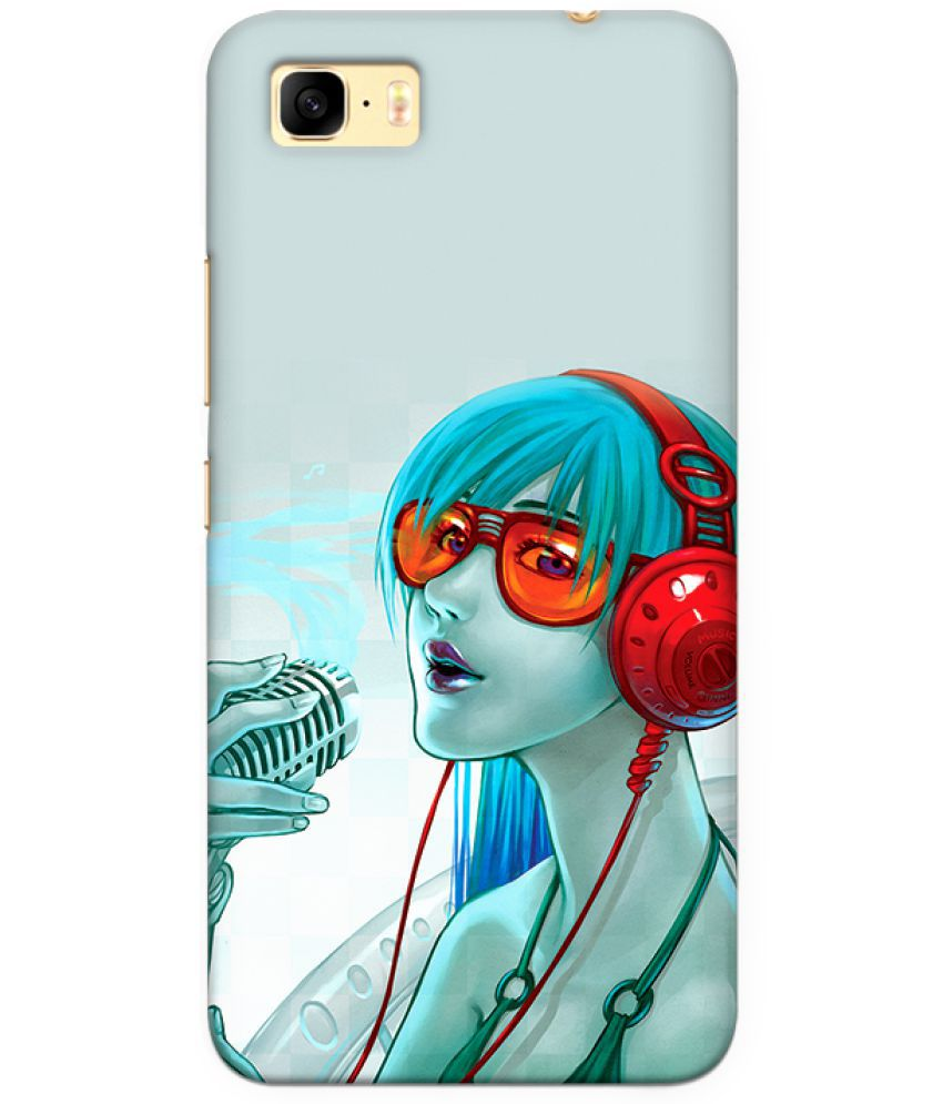 Gionee S6 Pro Printed Cover By CRAZYINK