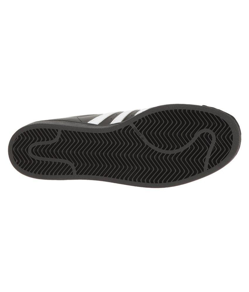 Zapatos Negros Adidas Superstar h5FLmail
