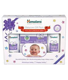 Himalaya Baby Gift Pack 4 Pieces