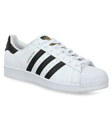 Adidas Superstar Sneakers White Casual Shoes
