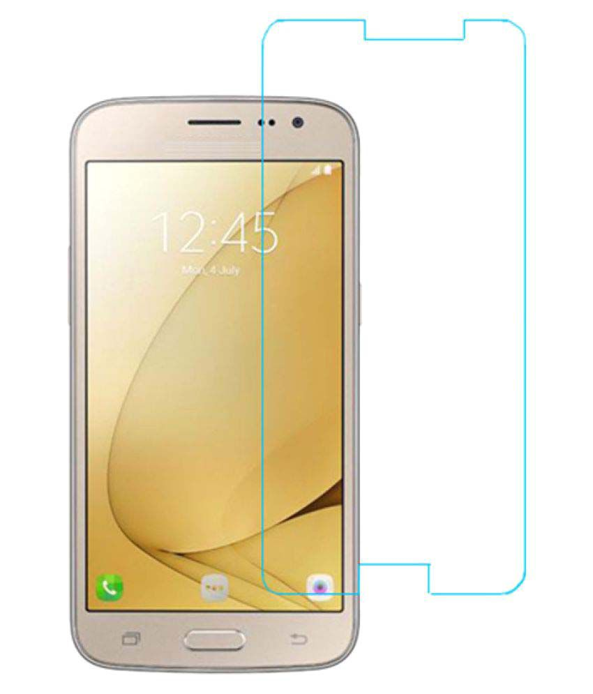 Lava Flair P2 Tempered Glass Screen Guard By Lomoza