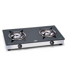 "Glen GL 1020 GT ""2 Burner"" Manual Gas Stove"