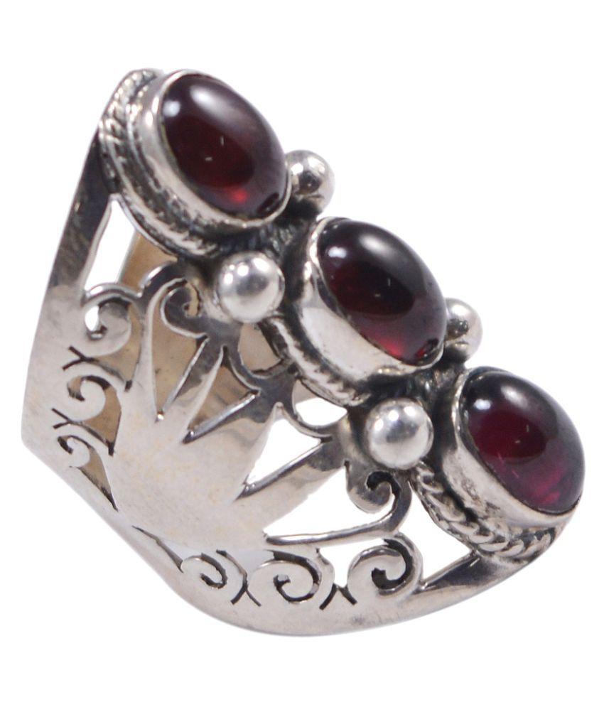 Silvesto India 92.5 Silver Ring