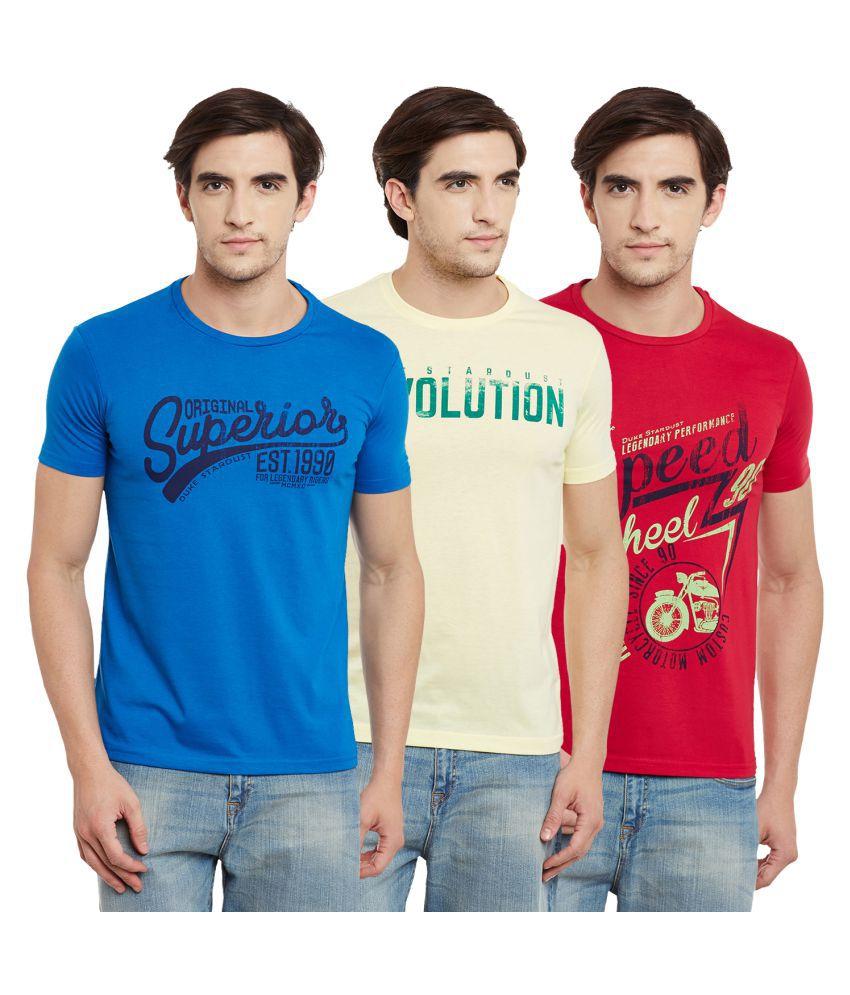 Duke Multi Round T-Shirt