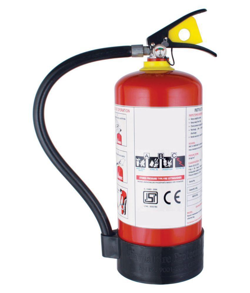ABC Fire Extinguishers