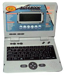 99Dotcom 30 Educational Activity Laptop Toy For Kids