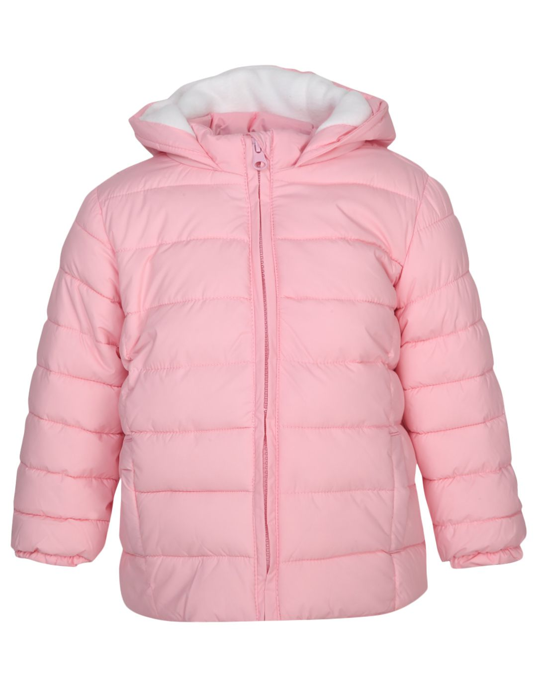 Fox Pink Girls Jackets