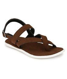 Big Fox Brown Sandals