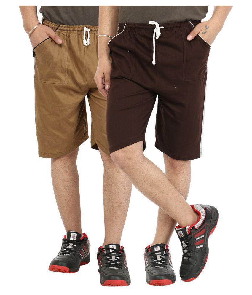 Grabberry Multi Shorts