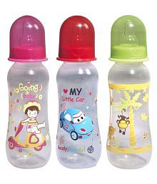 Meemee Premium Feeding Bottle Pack Of 3