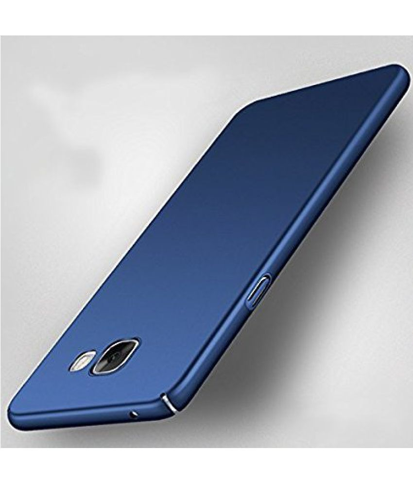 various colors 6eb96 6a8c6 Samsung Galaxy J7 Prime Plain Cases Perfect - Blue