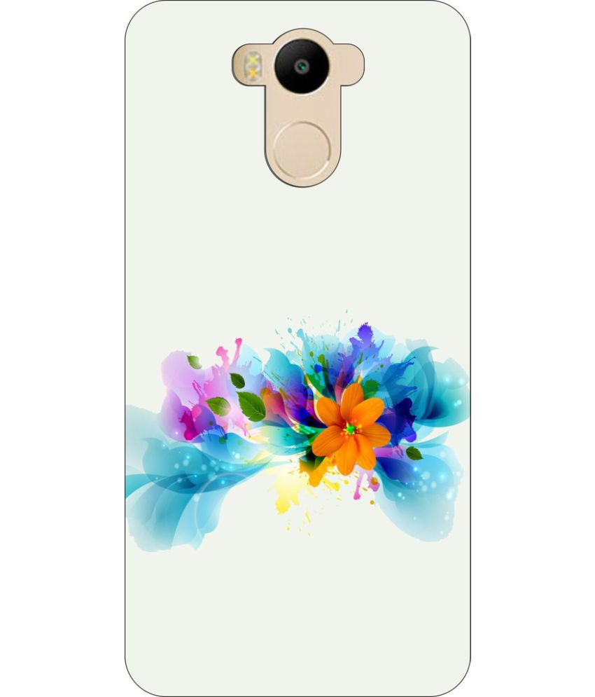 Xiaomi Redmi 4 Prime Printed Cover By Go Hooked