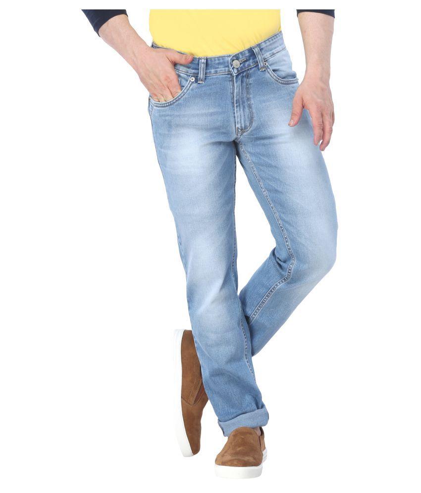 Triger Light Blue Slim Jeans