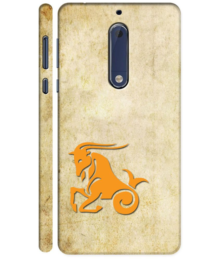 Nokia 5 3D Back Covers By Aman
