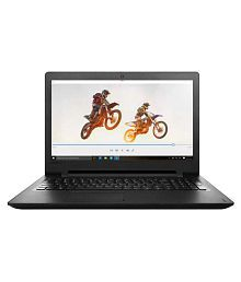Lenovo Ideapad 110 (80TJ00GVIH) Notebook (AMD APU A6- 4GB RAM- 500GB HDD- 39.62cm(15.6)- DOS) (Black)