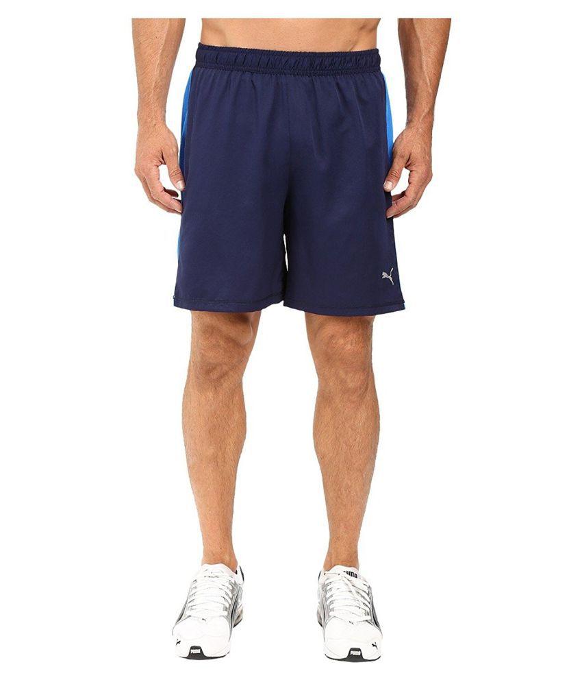 Puma Men's Synthetic Shorts