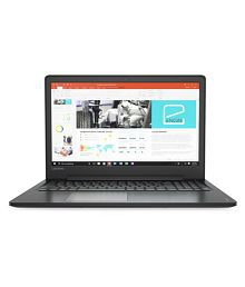 Lenovo Ideapad 310 (80SM01LXIH) Notebook (6th Gen Intel Core i3- 8GB RAM- 1TB HDD- 39.62cm(15.6)- Windows 10 with MS Office- 2GB Graphics) (Black)