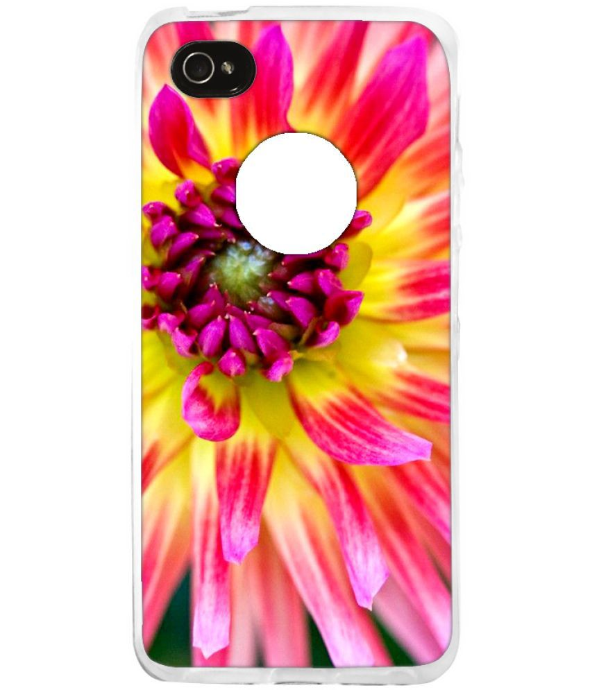 Apple iPhone 5S Printed Cover By Instyler