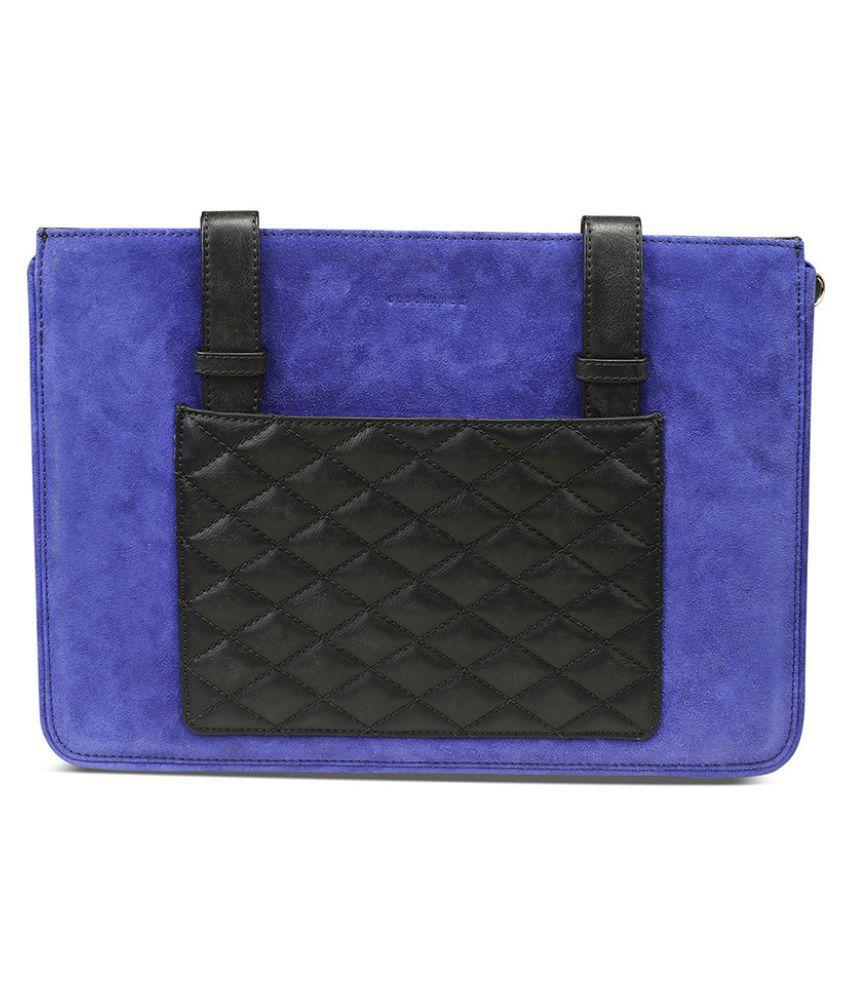 Clocharde Blue Laptop Sleeves