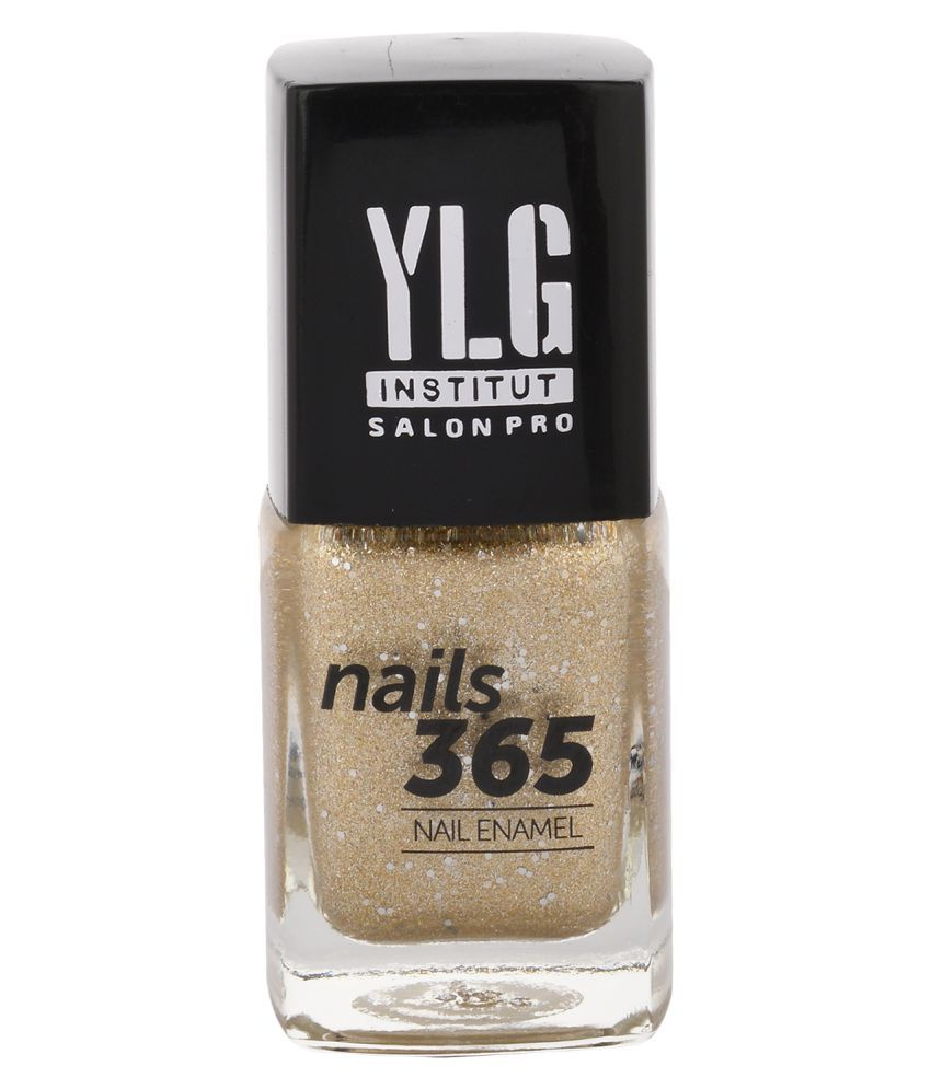 YLG Nail Polish JEWELS FOR THE QUEEN Glitter 9 ml