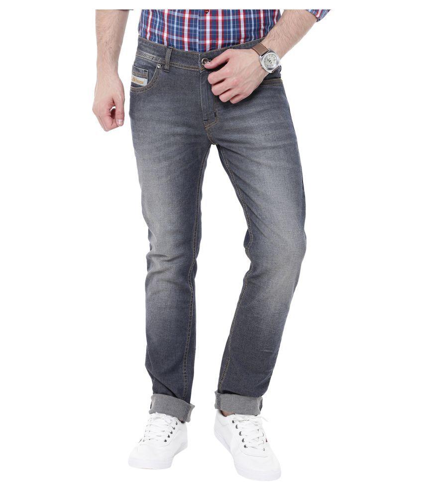 5EM Grey Slim Jeans