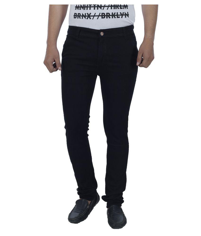 Arzona Black Slim Jeans