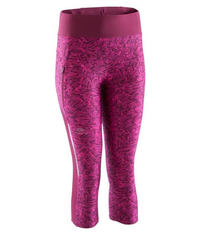 KALENJI Run Dry Women's Cropped Pants